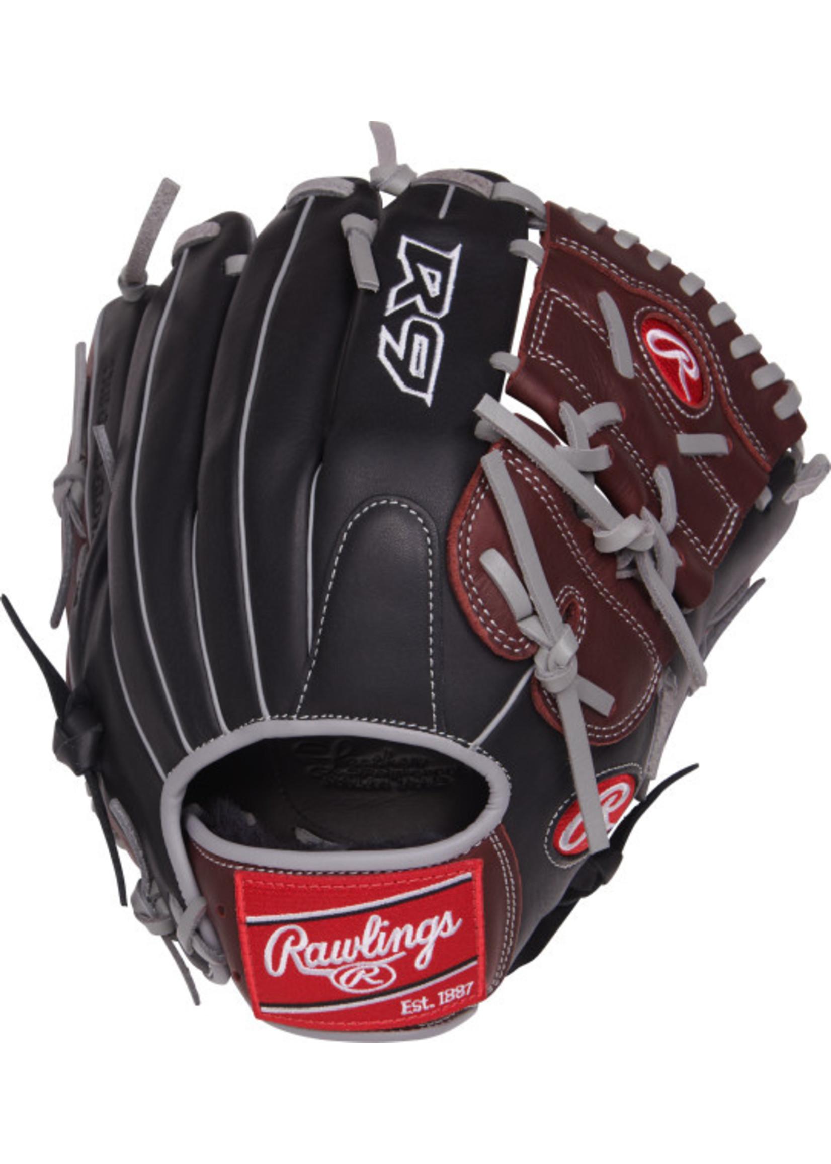 "Rawlings Rawlings R9 Baseball 12"" P, Conv/2 PC-REG"
