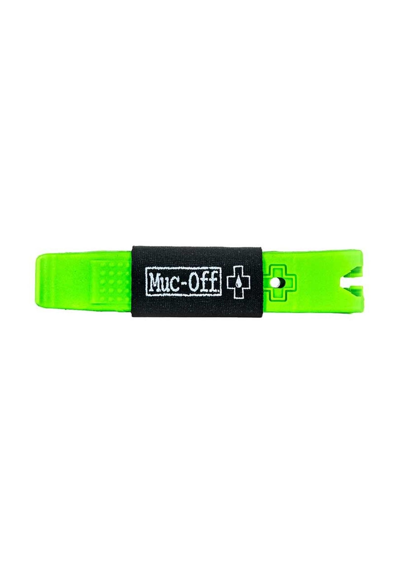 Muc-Off MUC-OFF DÉMONTE PNEU VERT (2)