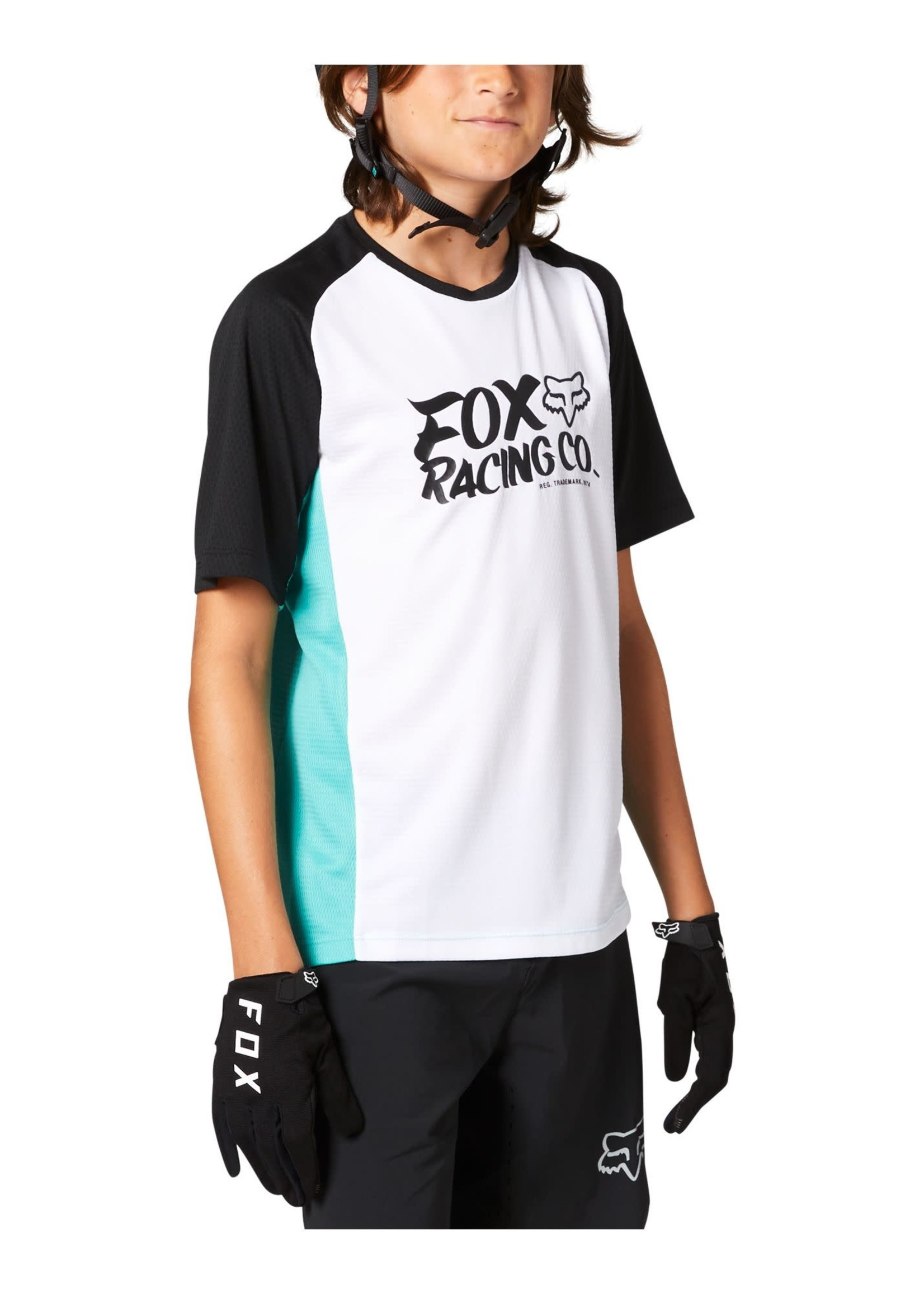 FOX FOX DEFEND SS YOUTH