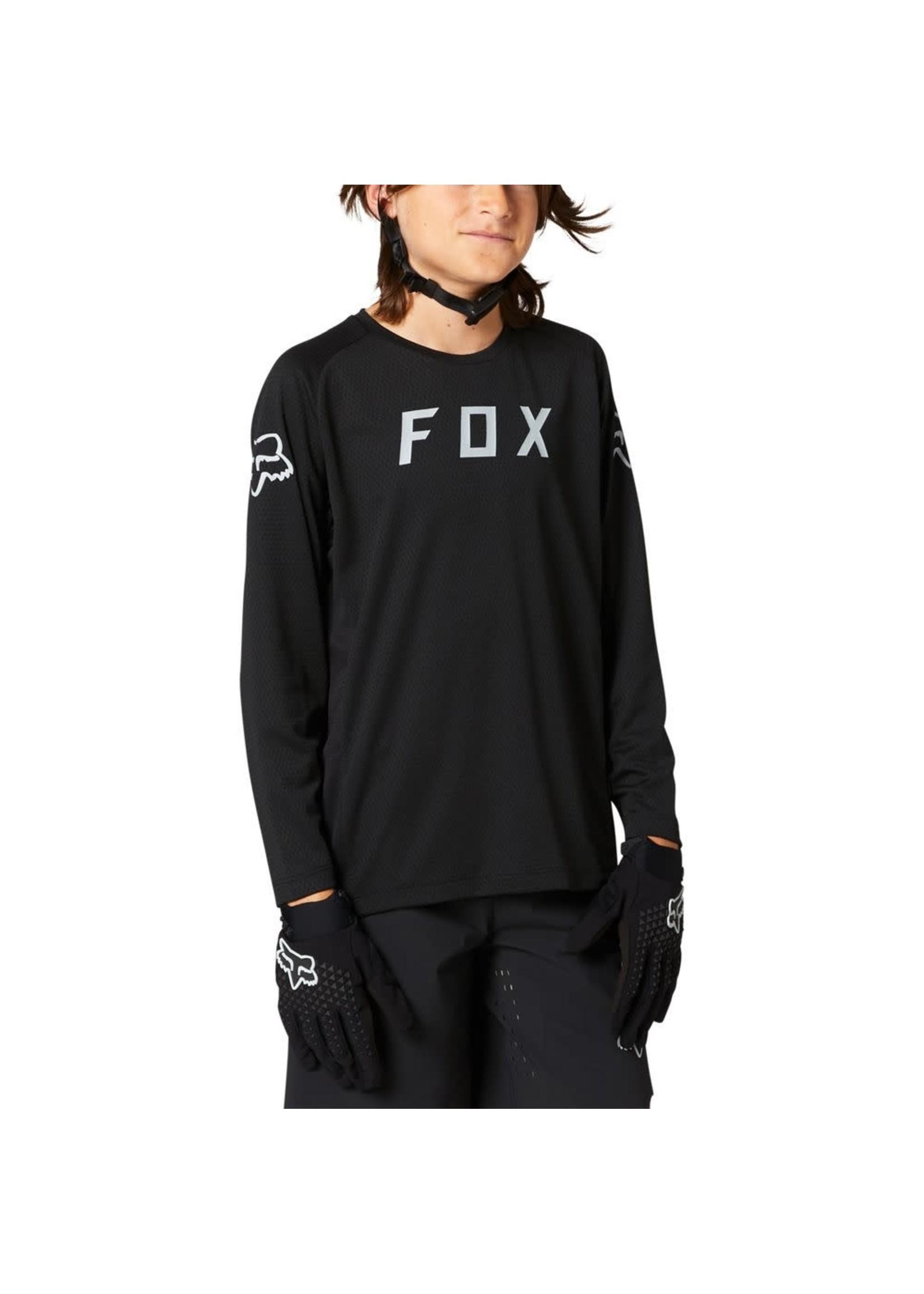 FOX FOX DEFEND LS YOUTH
