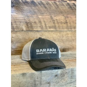 Rusty trucker cap