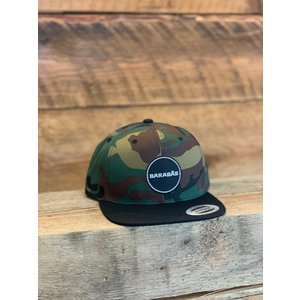 Casquette Snapback Camouflage