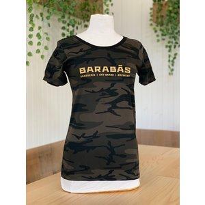 T-Shirt Camo pour Femme