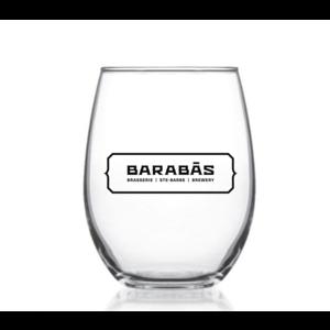 Glass with Logo