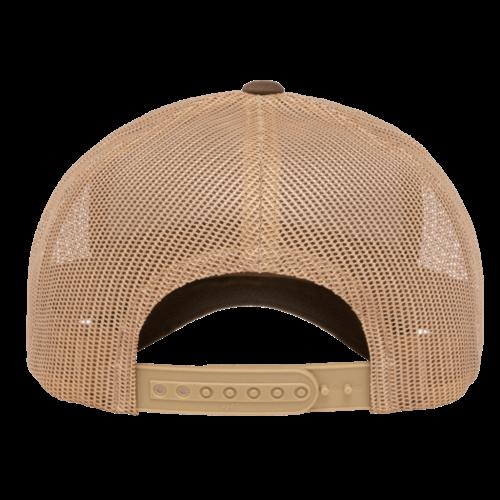 Kaki trucker cap
