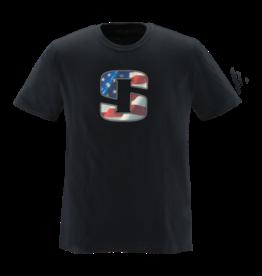 Striker Ice Striker USA Logo T-Shirt