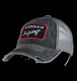 Striker Ice Distressed Trucker Cap