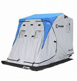 CLAM CORPORATION Nanook XL Flip Shelter 2 Anglers