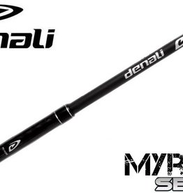 Denali Trolling Rod - (Telescopic) - 1/2-3 Denali MC802M Myriad - 8' Med