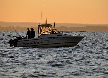 Big Lake Fishing