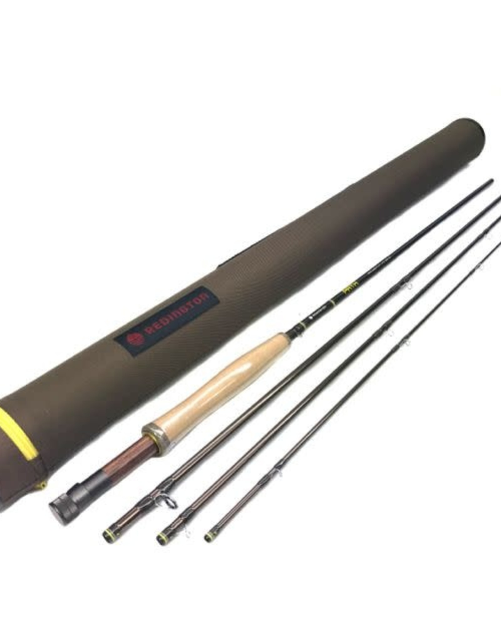 RED 690-4 CLASSIC TROUT  ROD W/TUBE 4PC 6WT 9'0