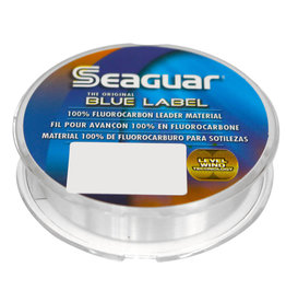 KUREHA AMERICA LLC SEAGUAR BLUE LABEL 20# FLUOROCARBON LEADER MATERIAL 25YD