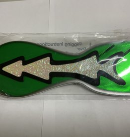 DREAMWEAVER LURE COMPANY Spindoctor 10 Inch NBK/Gerry Green