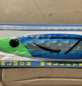 Moonshine Lures Moonshine Silver Flounder HM-SF-S