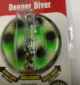 DREAMWEAVER LURE COMPANY Dreamweaver Deeper Diver 82 SZ MED TWO FACE (EXCLUSIVE)