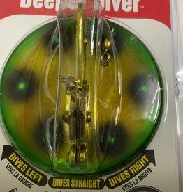 DREAMWEAVER LURE COMPANY Dreamweaver Deeper Diver 107mm Dirty Martini