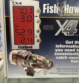 Fish Hawk Fish Hawk X4 Unit Magnum Digital Display