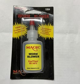 Magic Products/The Metal Ware Corp. MAGIC WORM BLOWER