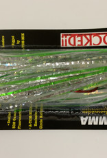 Addya Outdoors Inc. A-TOM-MIK TOURNAMENT RIGGED TROLLING FLY -  SWEET PEA GLOW  T-135
