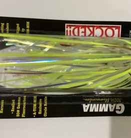 A-TOM-MIK MFG. A-TOM-MIK TOURN FLY RIGGED T-140 FISH ON GLOW