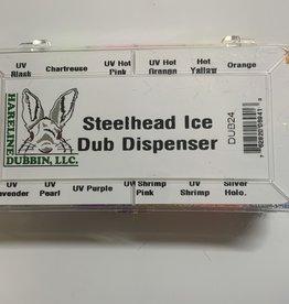 HARELINE Steelhead Ice Dub Dispenser