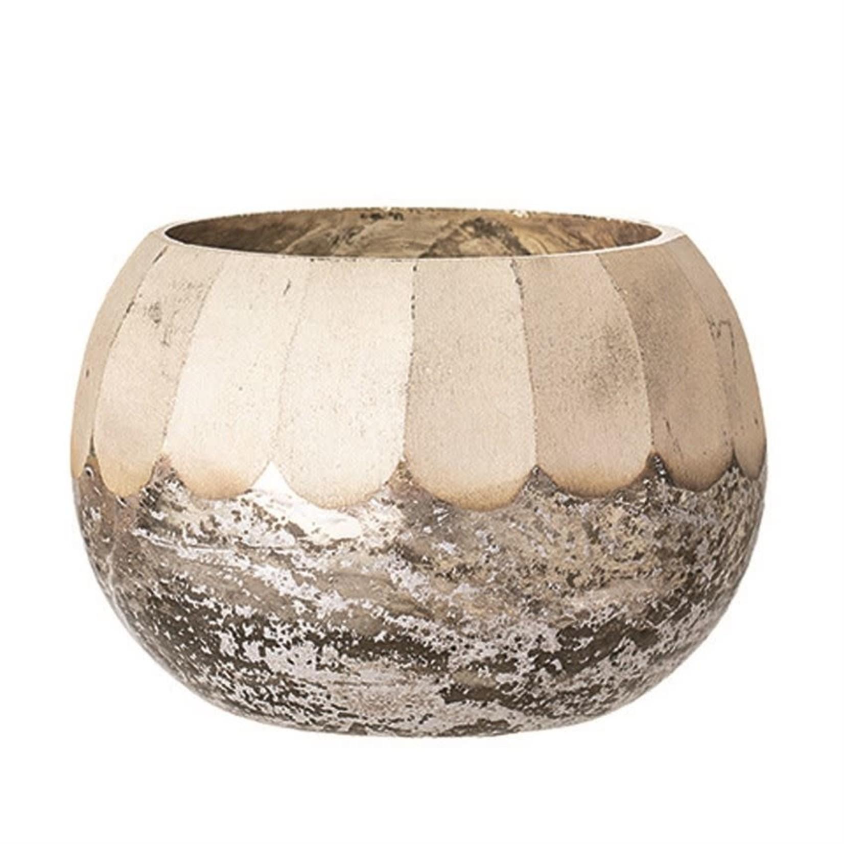 Desert Glass Tealight Holder