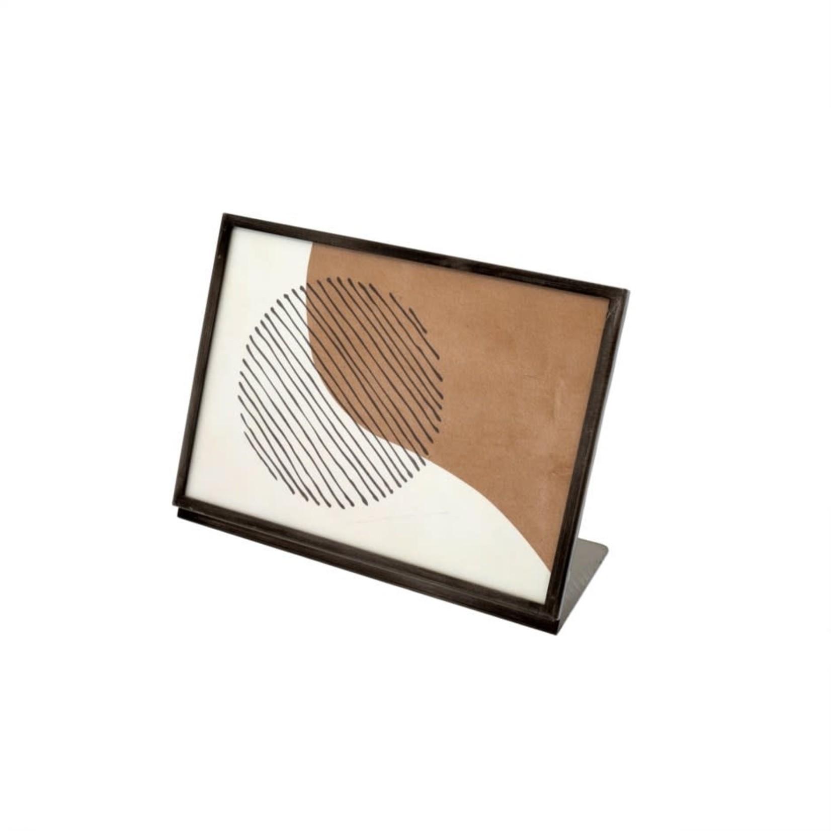 Iron Display Frame