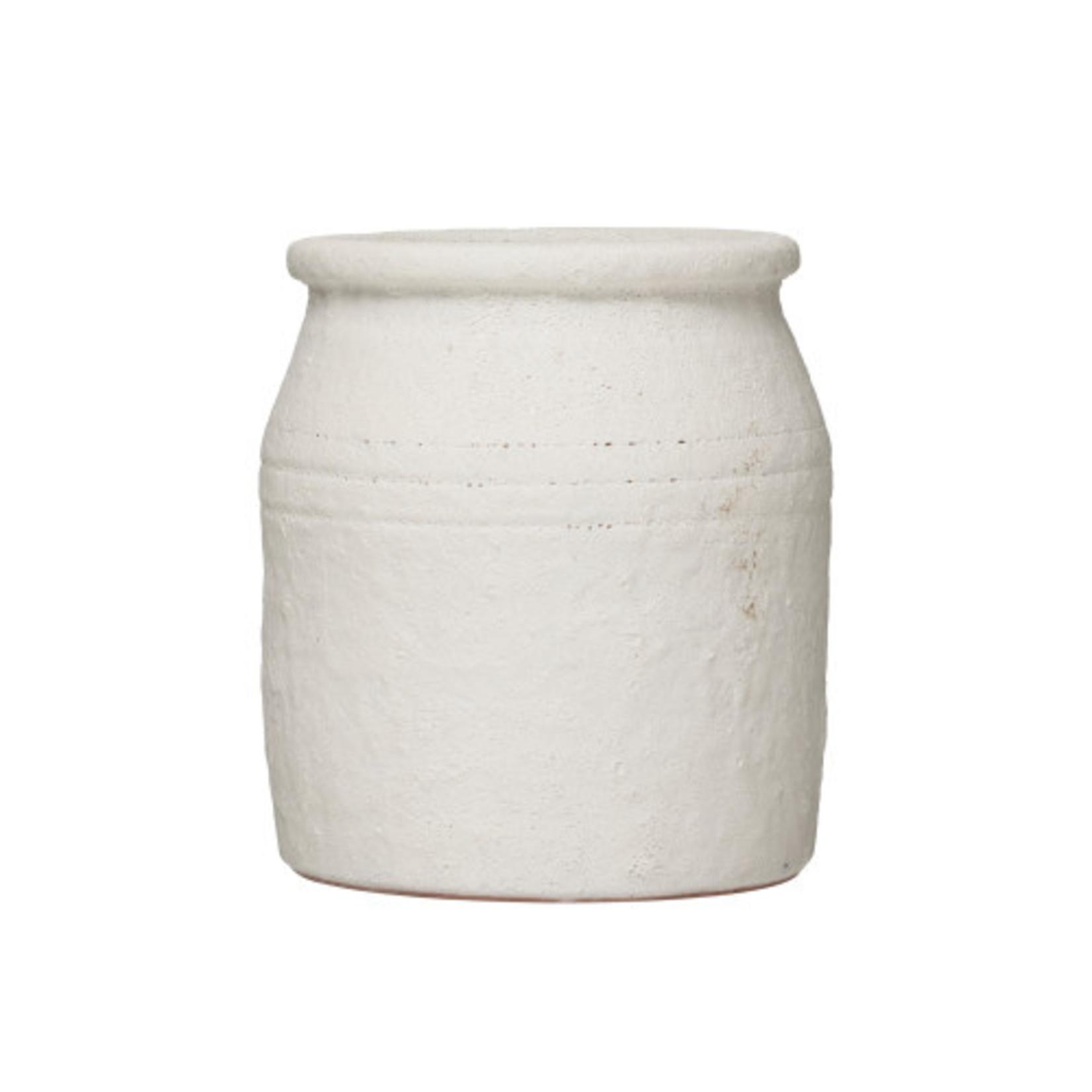 Terracotta Crock