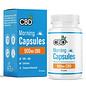 cbdFX CBDfx AM Morning CBD + CBG Capsules - 60ct Bottle - 900mg