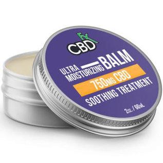 cbdFX CBDfx Mini Balm - Ultra Moisturizing 0.5oz - 250mg