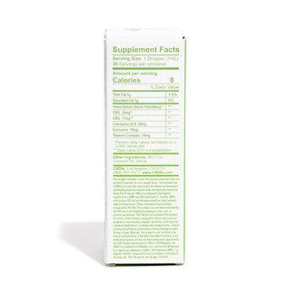 cbdFX CBDfx  Wellness Tincture 30ml - 500mg, 1000mg, 2000mg, 4000mg