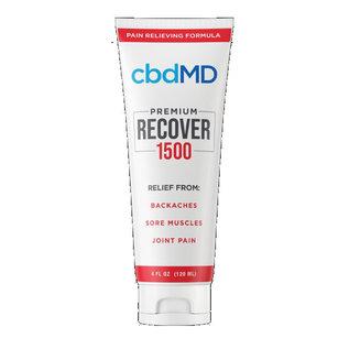"cbdMD cbdMD ""Recover"" Inflammation Formula Squeeze"