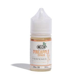 cbdFX CBDfx Terpenes Oil Vape Juice 30mL - 500mg