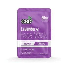 cbdFX CBDfx CBD Face Mask 50mg
