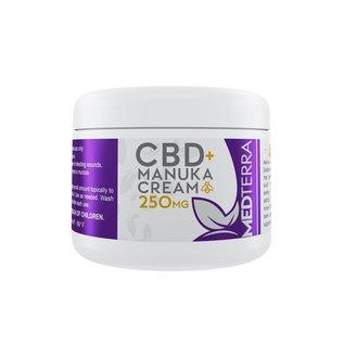 MedterraCBD Medterra CBD Manuka Healing Cream tub