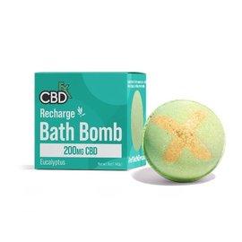 cbdFX CBDfx Bath Bomb - 200mg