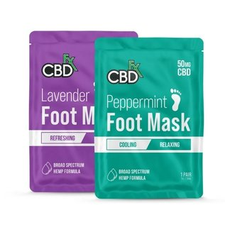 cbdFX CBDfx Foot Mask