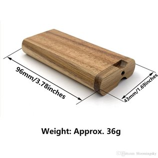 Unbranded Dugout Wood Aluminum One Hitter