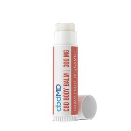 cbdMD cbdMD Body Balm - 300 mg - Grapefruit Bergamot