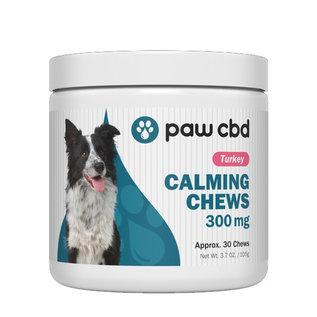 cbdMD Paw CBD Dog Soft Chews 30 Count Calming