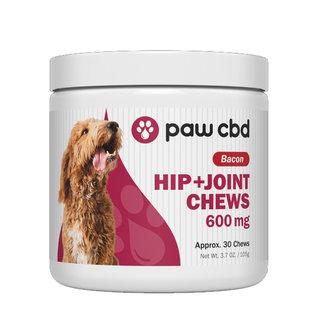 cbdMD Paw CBD Dog Soft Chews 30 Count Hip and Joint 300m