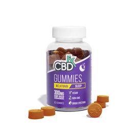 cbdFX CBDfx Hemp Gummies - Melatonin PM Sleep -  1500mg - 60ct bottle