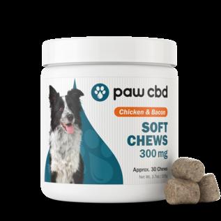 cbdMD Paw CBD Dog Soft Chews 30 Count