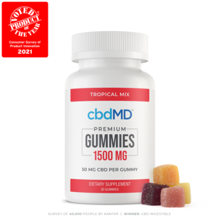 cbdMD cbdMD Gummies 1500mg 30ct