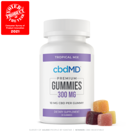 cbdMD cbdMD Gummies 300mg 30ct