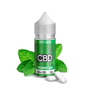 cbdFX CBDfx CBD Vape Juice 30ml