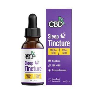"""cbdFX CBDfx  Oil Tincture """"Sleep"""""""