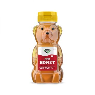 Diamond CBD Diamond CBD - Full Spectrum CBD Honey Bear - 1000mg