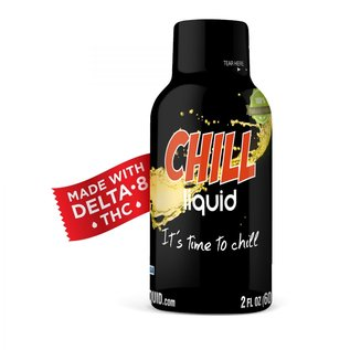 Chill Chill Delta-8 CBD Shot - 25mg