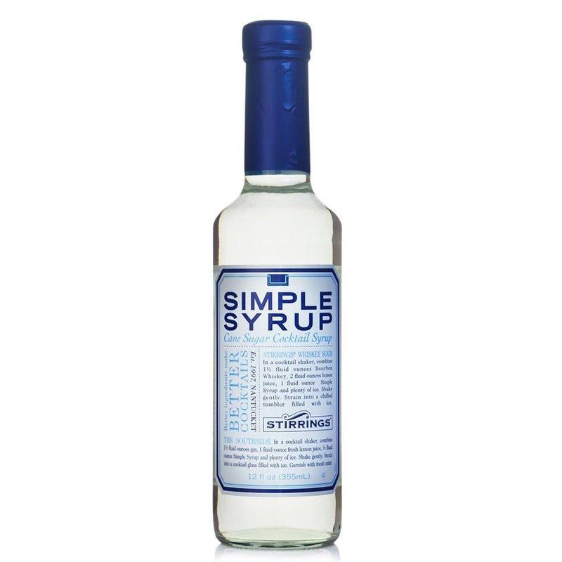 Stirrings Stirrings Simple Syrup 355mL
